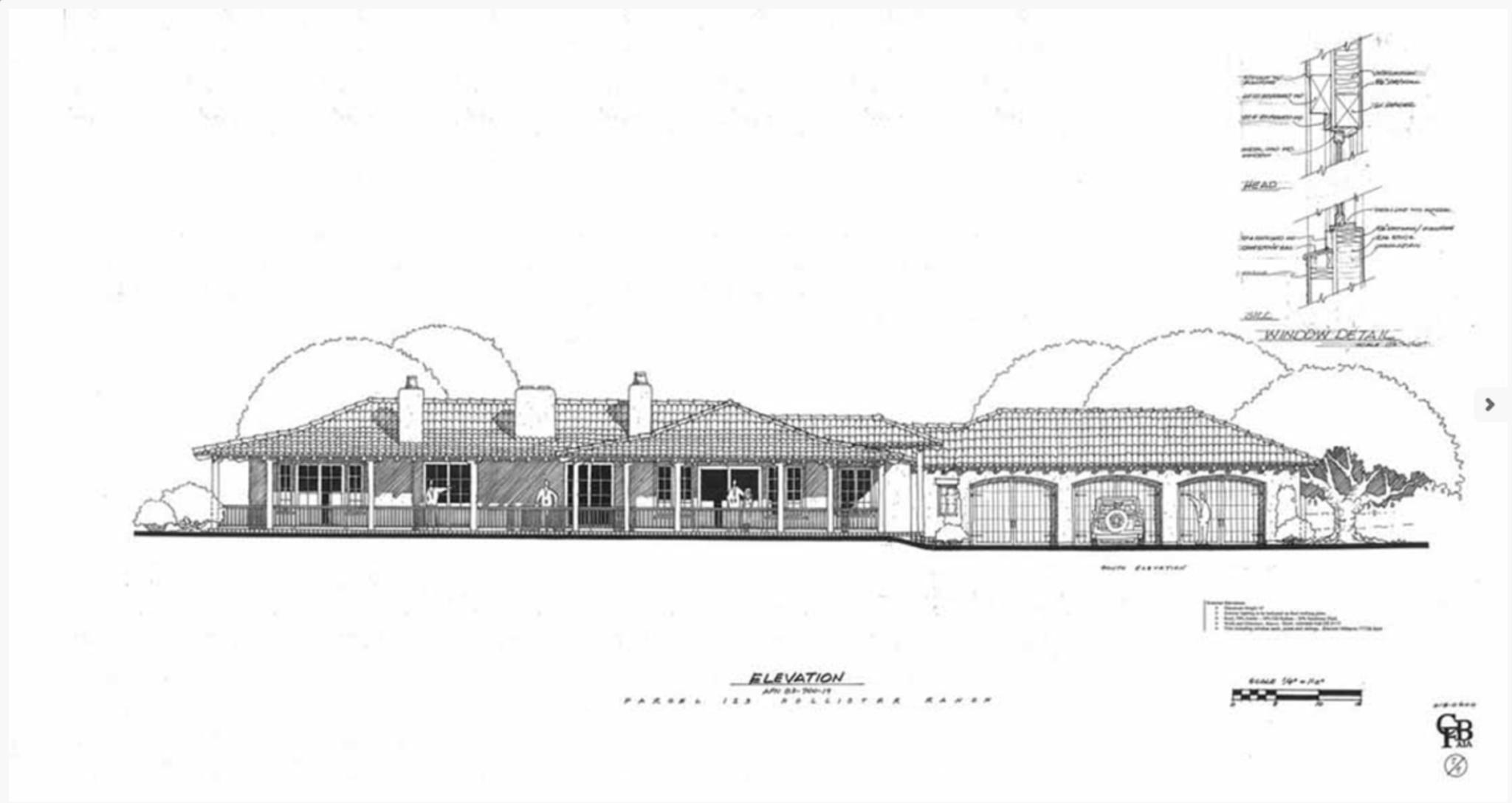Hollister Ranch 123 - Main Home